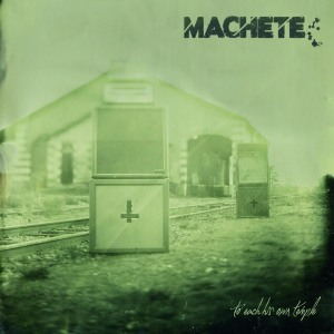 Machete Recto Album 2014