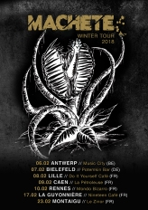 machete winter tour 2018